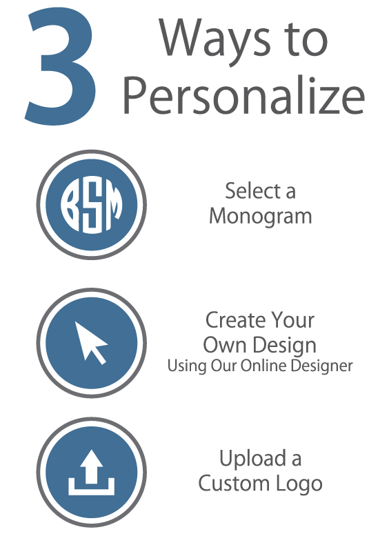 3 Ways to Personalize